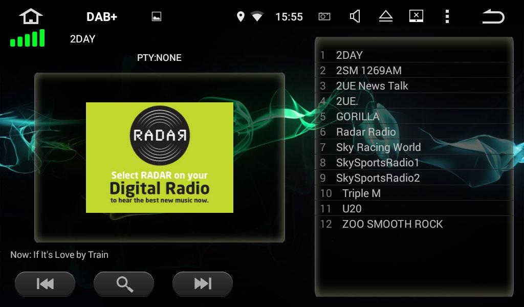 ford mondeo mk4 silver android 5 1 headunit dab radio gps. Black Bedroom Furniture Sets. Home Design Ideas